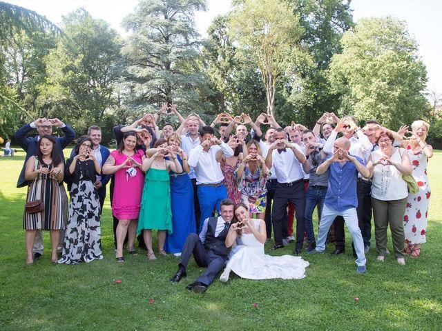 Il matrimonio di Marco e Elena a Cassago Brianza, Lecco 32