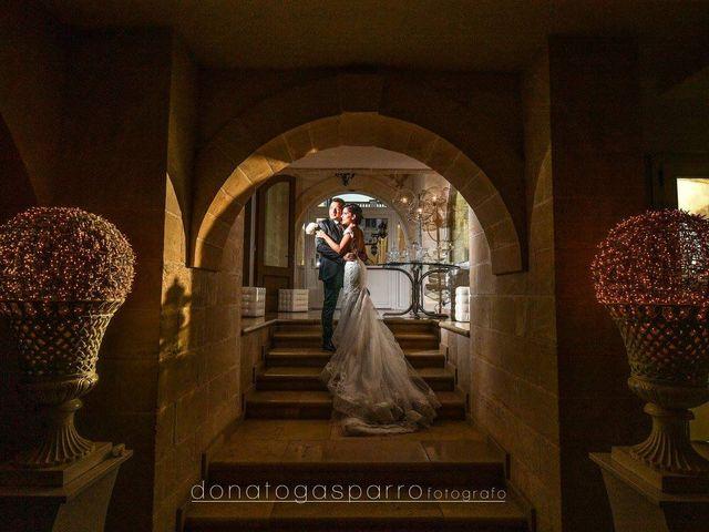 Il matrimonio di Alfredo e Valeria a Carovigno, Brindisi 1