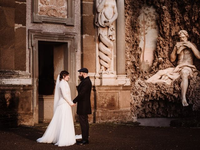 Il matrimonio di Raffaele e Valeria a Roma, Roma 31