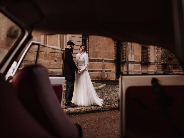 Il matrimonio di Raffaele e Valeria a Roma, Roma 33