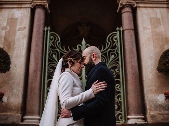Il matrimonio di Raffaele e Valeria a Roma, Roma 39
