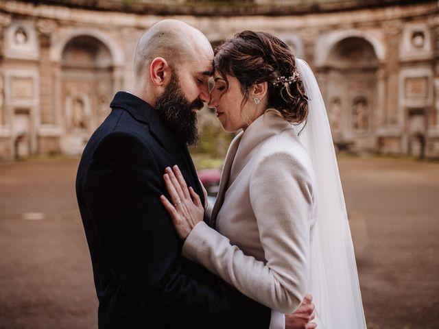 Il matrimonio di Raffaele e Valeria a Roma, Roma 40