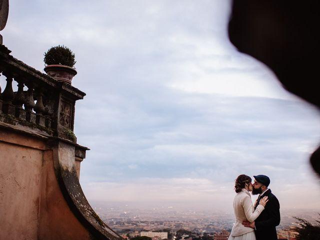 Il matrimonio di Raffaele e Valeria a Roma, Roma 42