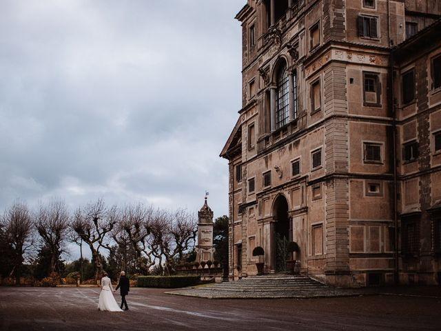 Il matrimonio di Raffaele e Valeria a Roma, Roma 43