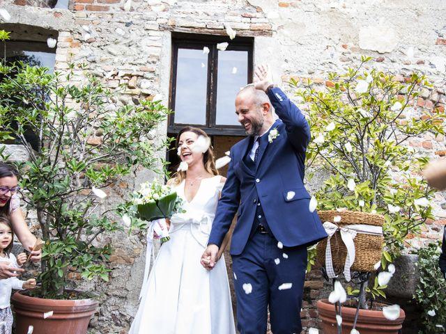Il matrimonio di Andrea e Alessia a Truccazzano, Milano 6