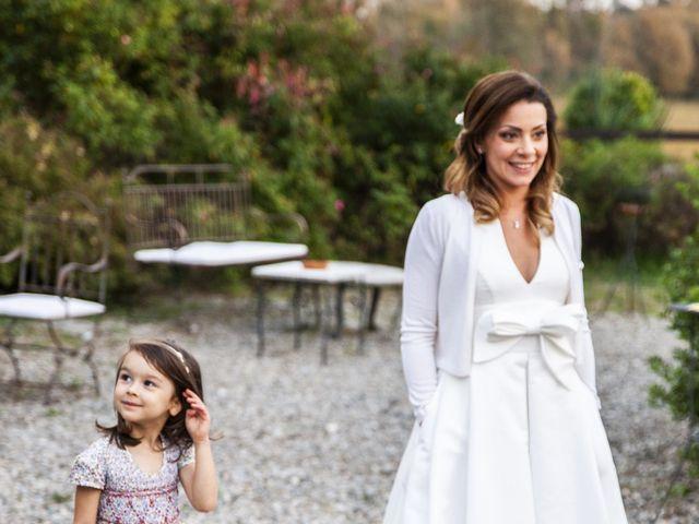 Il matrimonio di Andrea e Alessia a Truccazzano, Milano 9