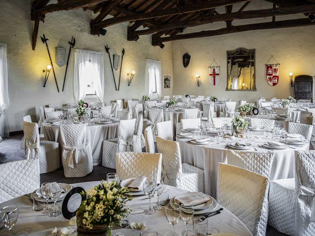 Il matrimonio di Andrea e Alessia a Truccazzano, Milano 12
