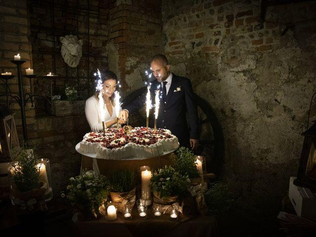 Il matrimonio di Andrea e Alessia a Truccazzano, Milano 14