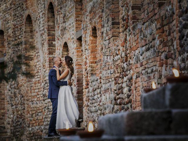 Il matrimonio di Andrea e Alessia a Truccazzano, Milano 20