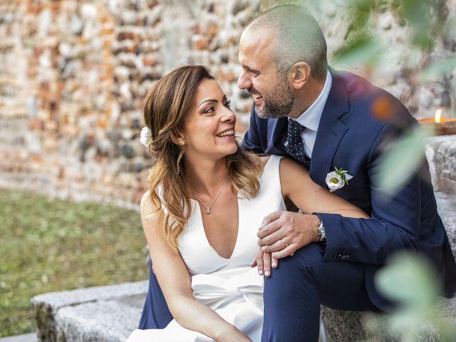 Il matrimonio di Andrea e Alessia a Truccazzano, Milano 22