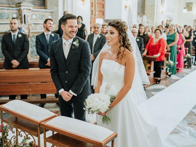 Il matrimonio di Carmen e Salvuccio a Milazzo, Messina 9