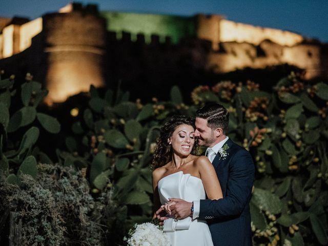 Il matrimonio di Carmen e Salvuccio a Milazzo, Messina 1
