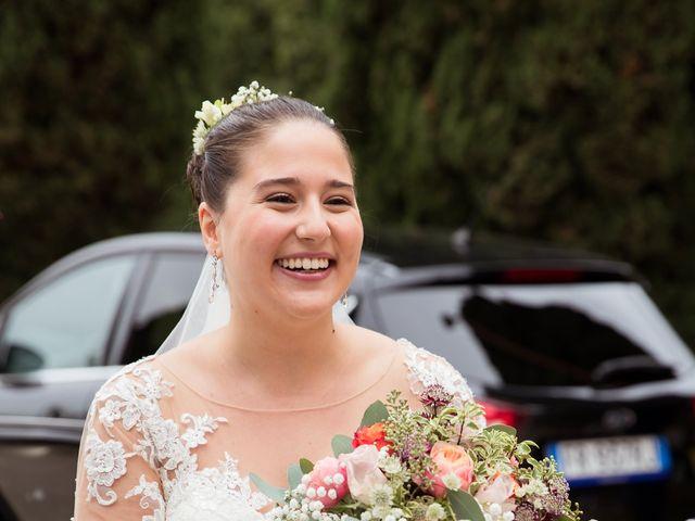 Il matrimonio di Alex e Valentina a Gambettola, Forlì-Cesena 25