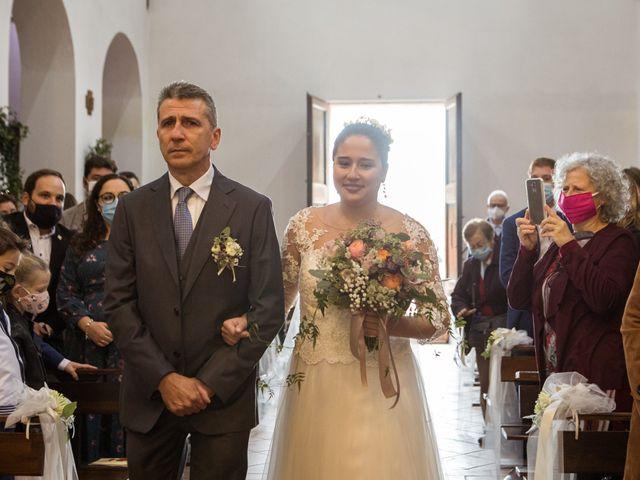 Il matrimonio di Alex e Valentina a Gambettola, Forlì-Cesena 27