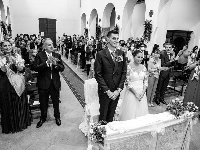 Il matrimonio di Alex e Valentina a Gambettola, Forlì-Cesena 32