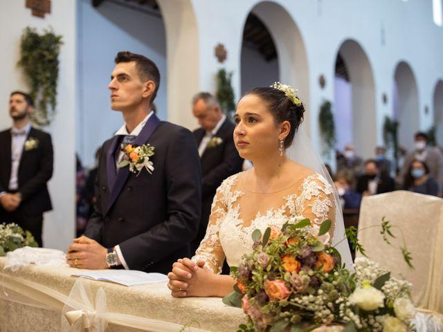Il matrimonio di Alex e Valentina a Gambettola, Forlì-Cesena 33