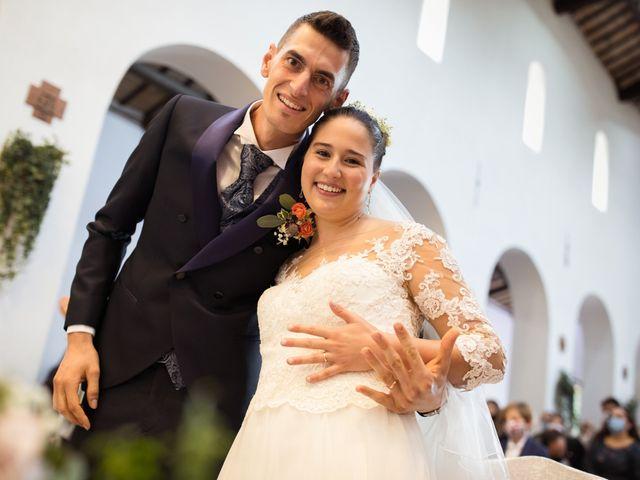 Il matrimonio di Alex e Valentina a Gambettola, Forlì-Cesena 36
