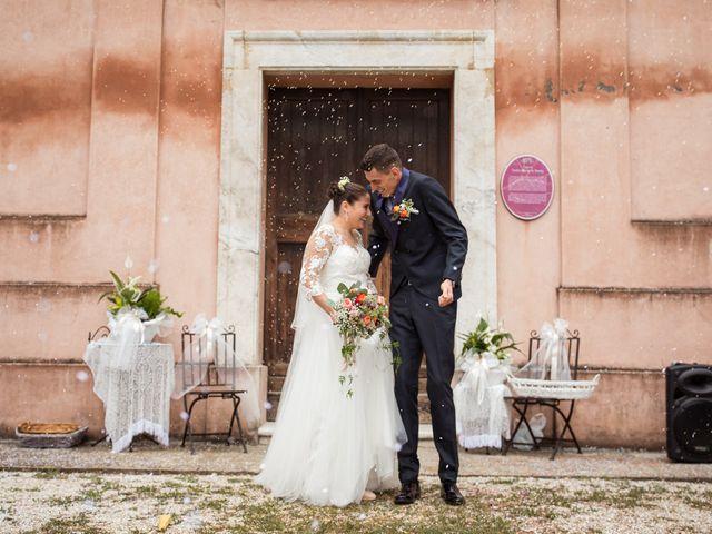 Il matrimonio di Alex e Valentina a Gambettola, Forlì-Cesena 41