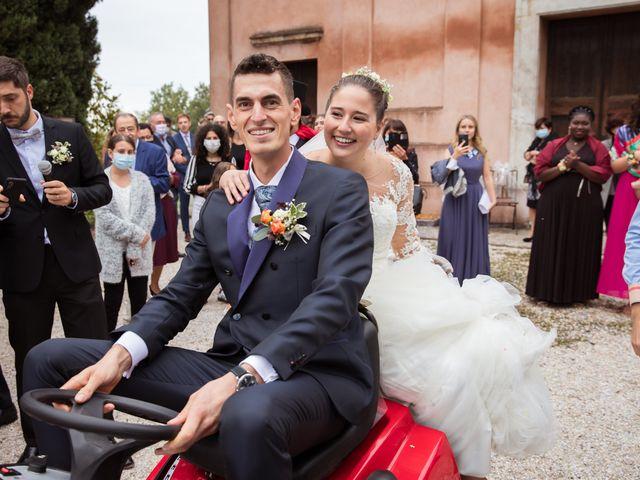 Il matrimonio di Alex e Valentina a Gambettola, Forlì-Cesena 45