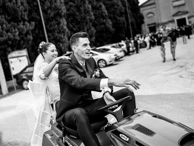 Il matrimonio di Alex e Valentina a Gambettola, Forlì-Cesena 46