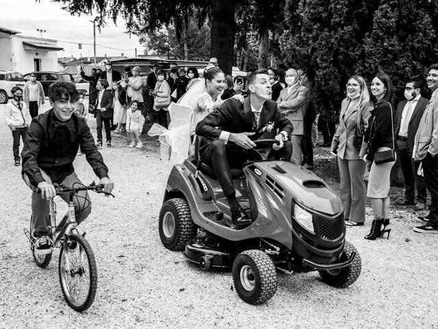 Il matrimonio di Alex e Valentina a Gambettola, Forlì-Cesena 47