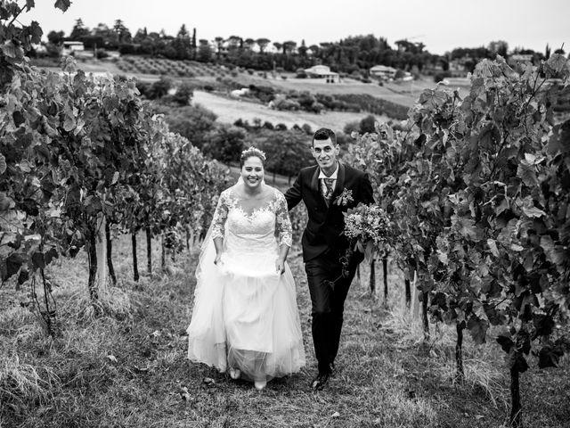 Il matrimonio di Alex e Valentina a Gambettola, Forlì-Cesena 52