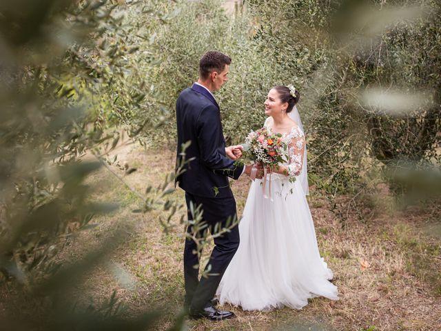 Il matrimonio di Alex e Valentina a Gambettola, Forlì-Cesena 53