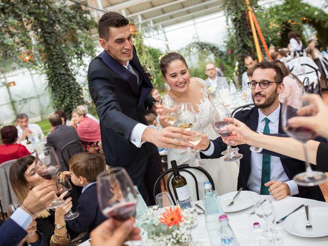 Il matrimonio di Alex e Valentina a Gambettola, Forlì-Cesena 75