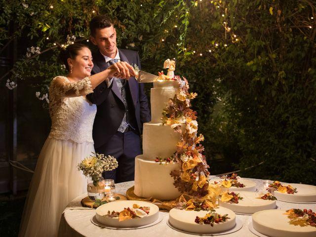Il matrimonio di Alex e Valentina a Gambettola, Forlì-Cesena 85