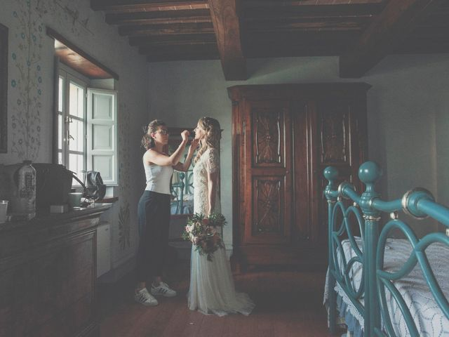 Il matrimonio di Daniele e Alice a Paciano, Perugia 12