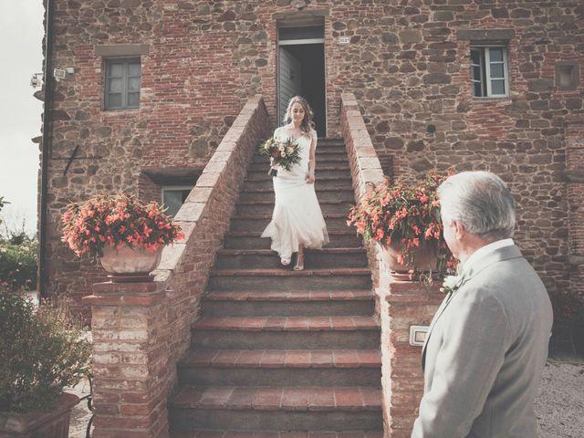 Il matrimonio di Daniele e Alice a Paciano, Perugia 15