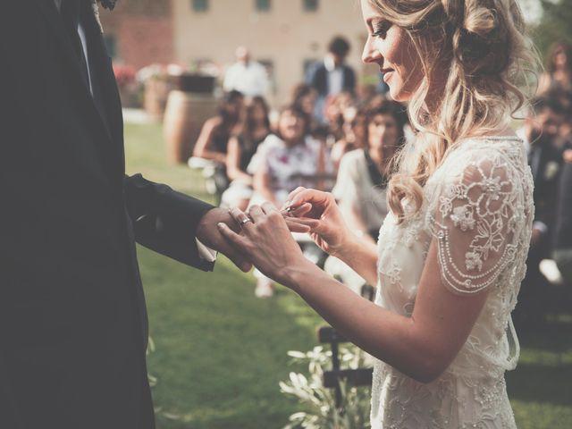 Il matrimonio di Daniele e Alice a Paciano, Perugia 17