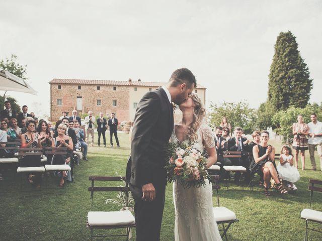 Il matrimonio di Daniele e Alice a Paciano, Perugia 18
