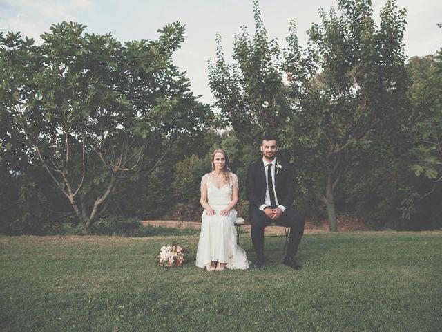 Il matrimonio di Daniele e Alice a Paciano, Perugia 35