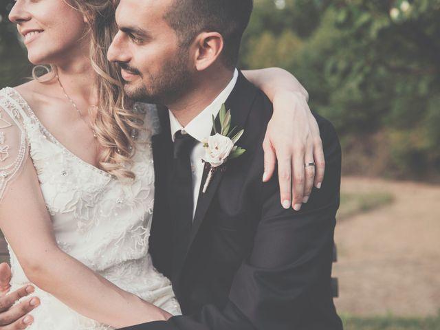 Il matrimonio di Daniele e Alice a Paciano, Perugia 37