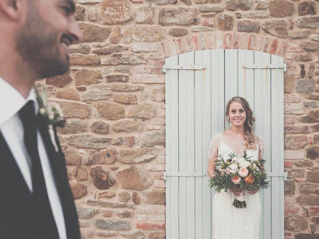 Il matrimonio di Daniele e Alice a Paciano, Perugia 38