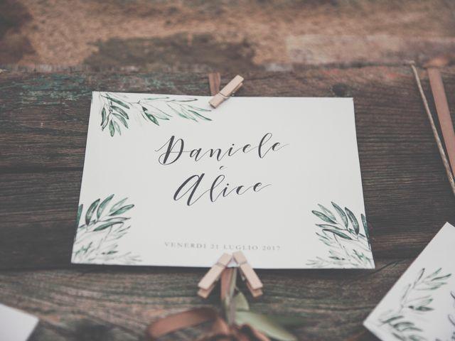 Il matrimonio di Daniele e Alice a Paciano, Perugia 39