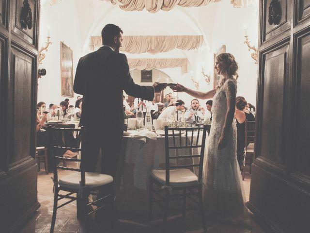 Il matrimonio di Daniele e Alice a Paciano, Perugia 42