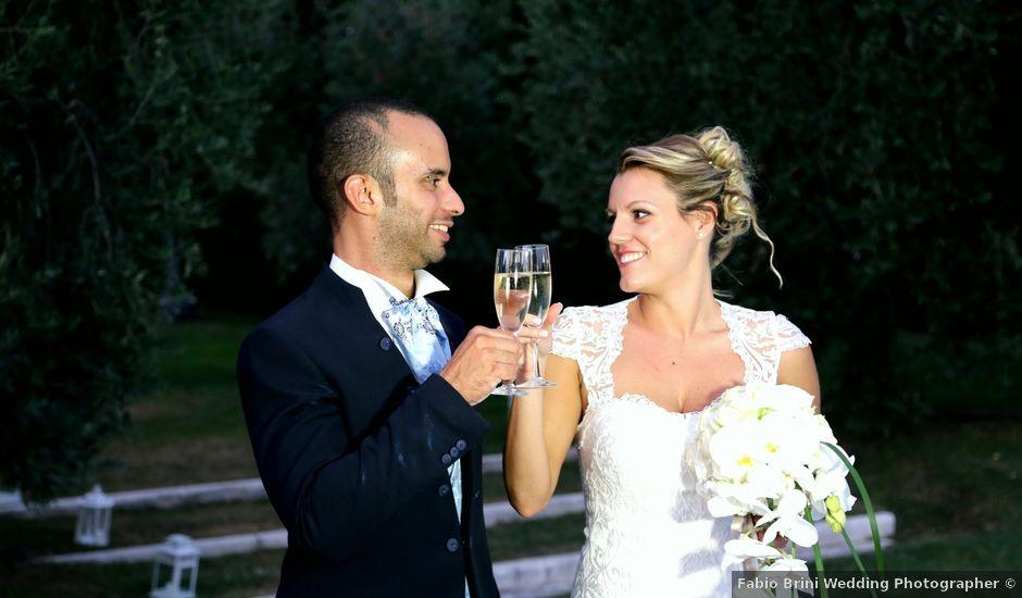 Il matrimonio di Stefano e Veronica a Civitella in Val di Chiana, Arezzo