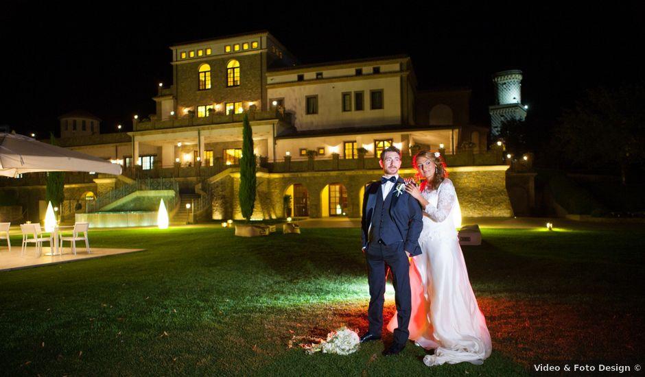 Il matrimonio di Diego e Suellen a Benevento, Benevento