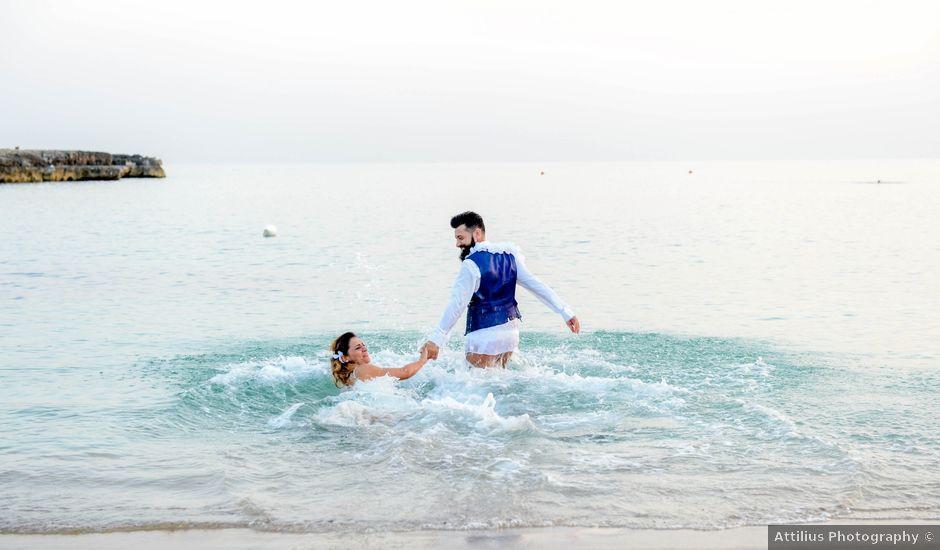 Il matrimonio di Rocco e Laura a Ostuni, Brindisi