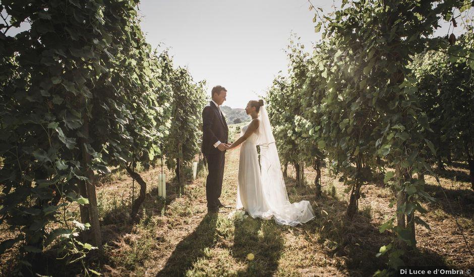 Il matrimonio di Stefano e Sara a Montebello della Battaglia, Pavia