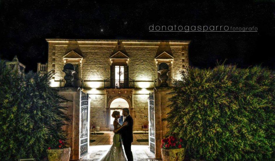 Il matrimonio di Alfredo e Valeria a Carovigno, Brindisi