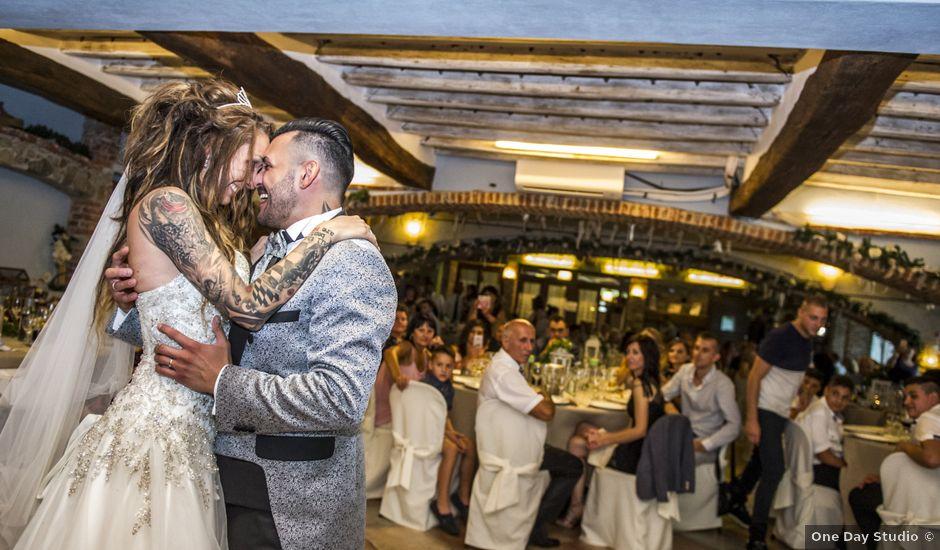 Il matrimonio di Riccardo e Carla a Avigliana, Torino