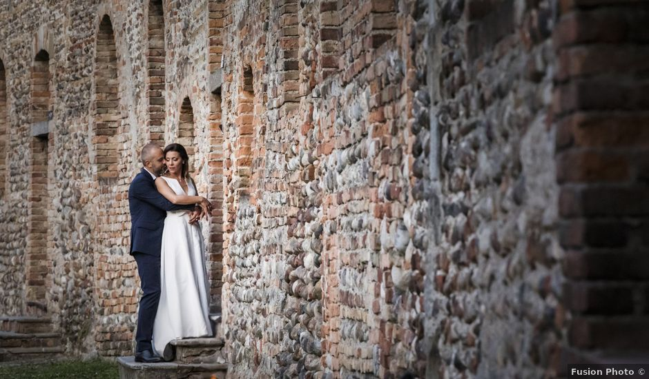 Il matrimonio di Andrea e Alessia a Truccazzano, Milano