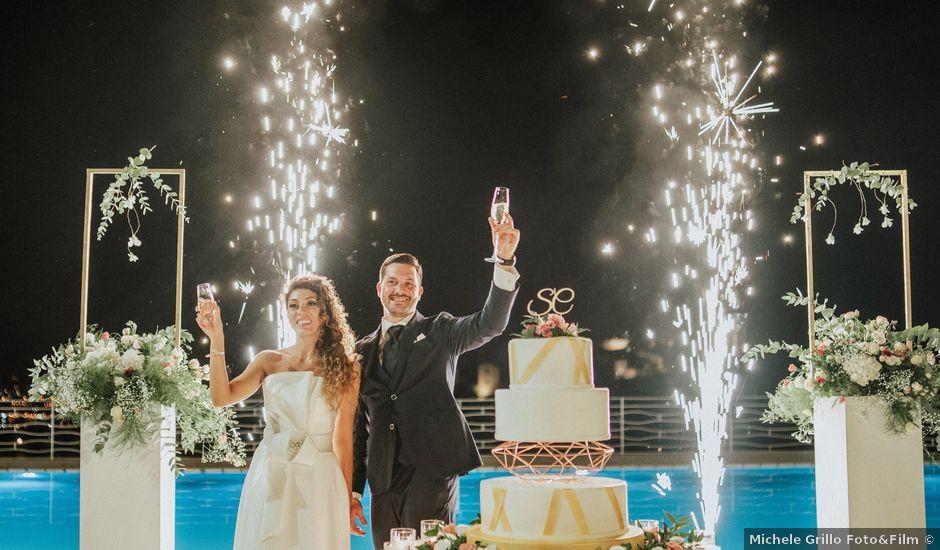 Il matrimonio di Carmen e Salvuccio a Milazzo, Messina