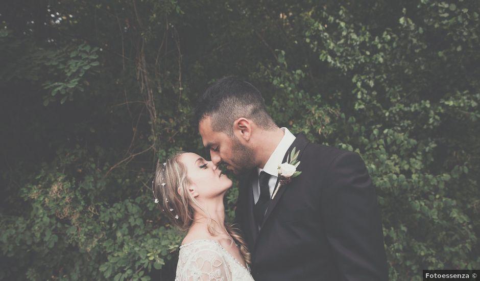 Il matrimonio di Daniele e Alice a Paciano, Perugia