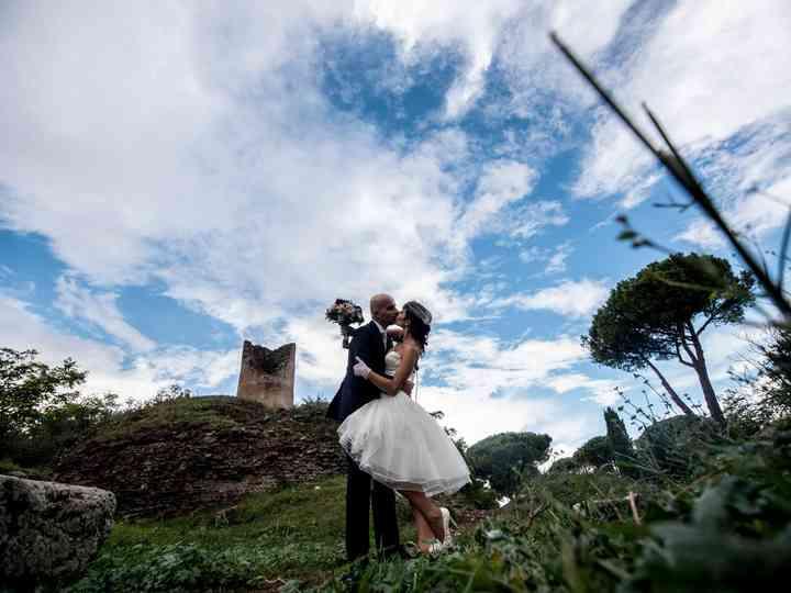 le nozze di Mariam e Emiliano