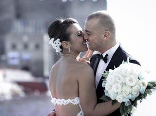 Le nozze di Tina e Genny