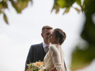 Le nozze di Giada e Alessandro